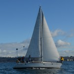Jeanneau 38 - Otava. Seattle Sailing Club Boat Fleet.