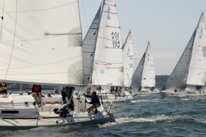 Steve Kirsch Driving a sailboat