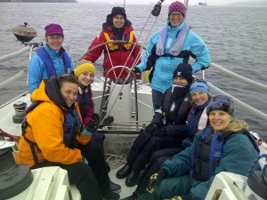 Women's Sail to Bell Harbor