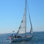 J/35c - Dolce Vita.  Seattle Sailing Club Boat Fleet.