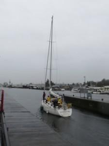 Locks & Ladies sailing trip