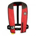 Mustang Sailing Deluxe Inflatable PFD