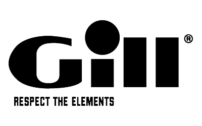GILL LOGO: Respect the elements