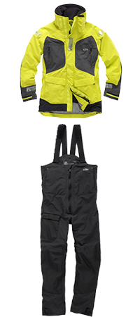 Gill OS2 Offshore Jacket and Trousers