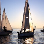 Seattle Sailing Club's under 30ft keelboats