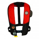 Mustang Sailing Red HIT Inflatable PFD