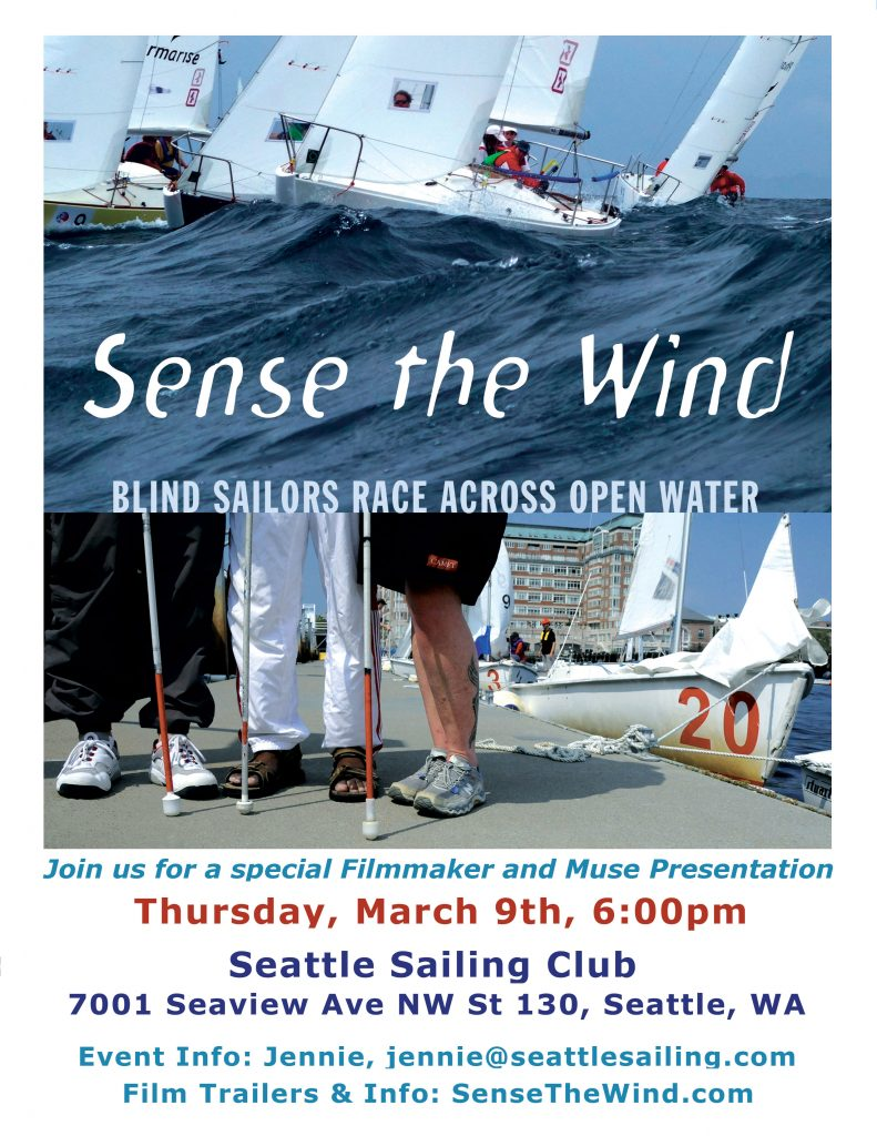 Sense The Wind: Private Screening & Discussion | Seattle Sailing Club